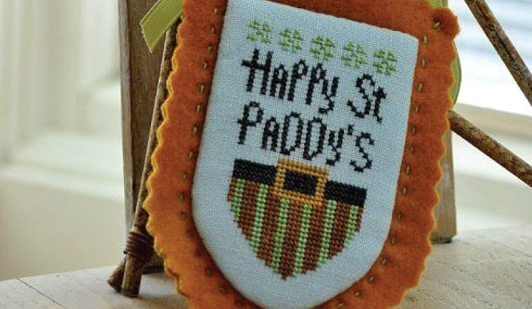 Happy St. Paddy's to you!