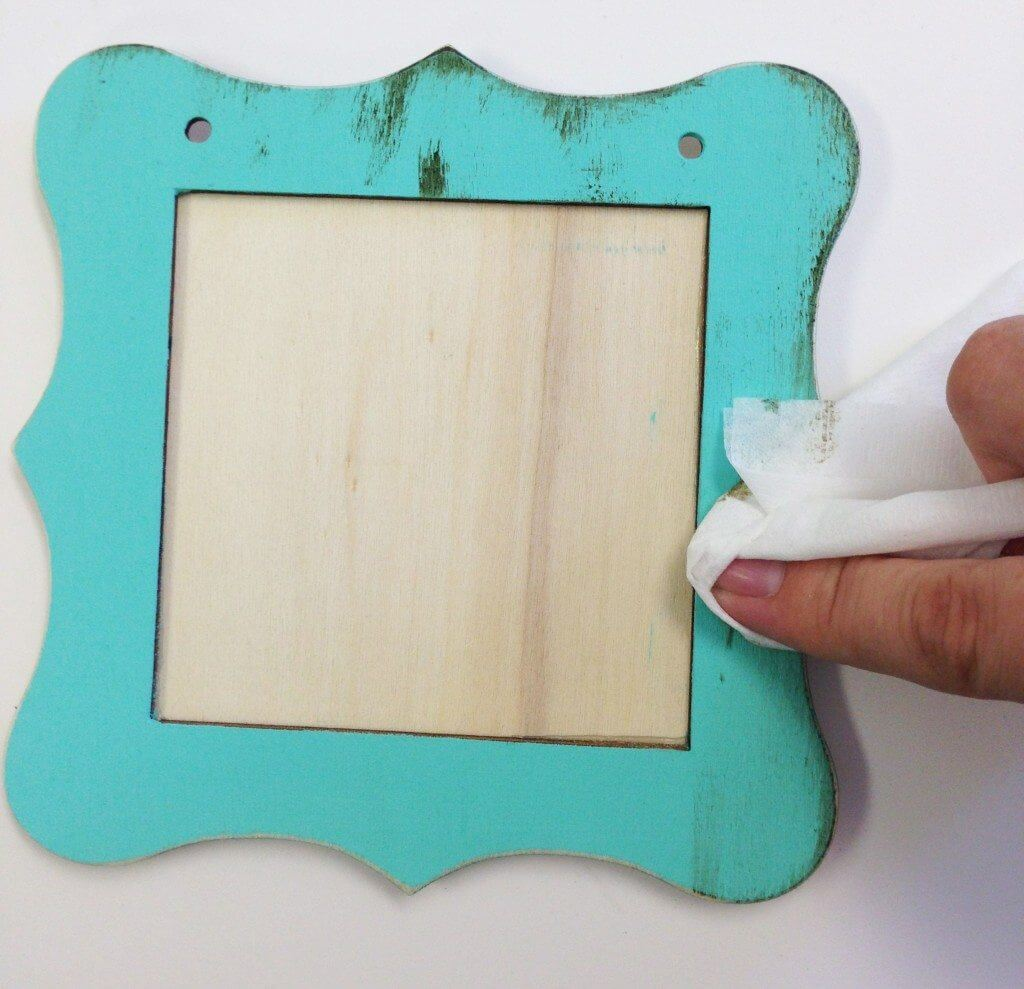 Ahoy Frame Tutorial_Distressed Pic_4