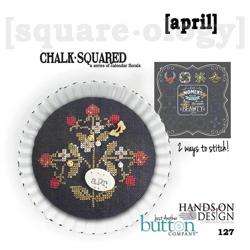 Chalk Squared: April