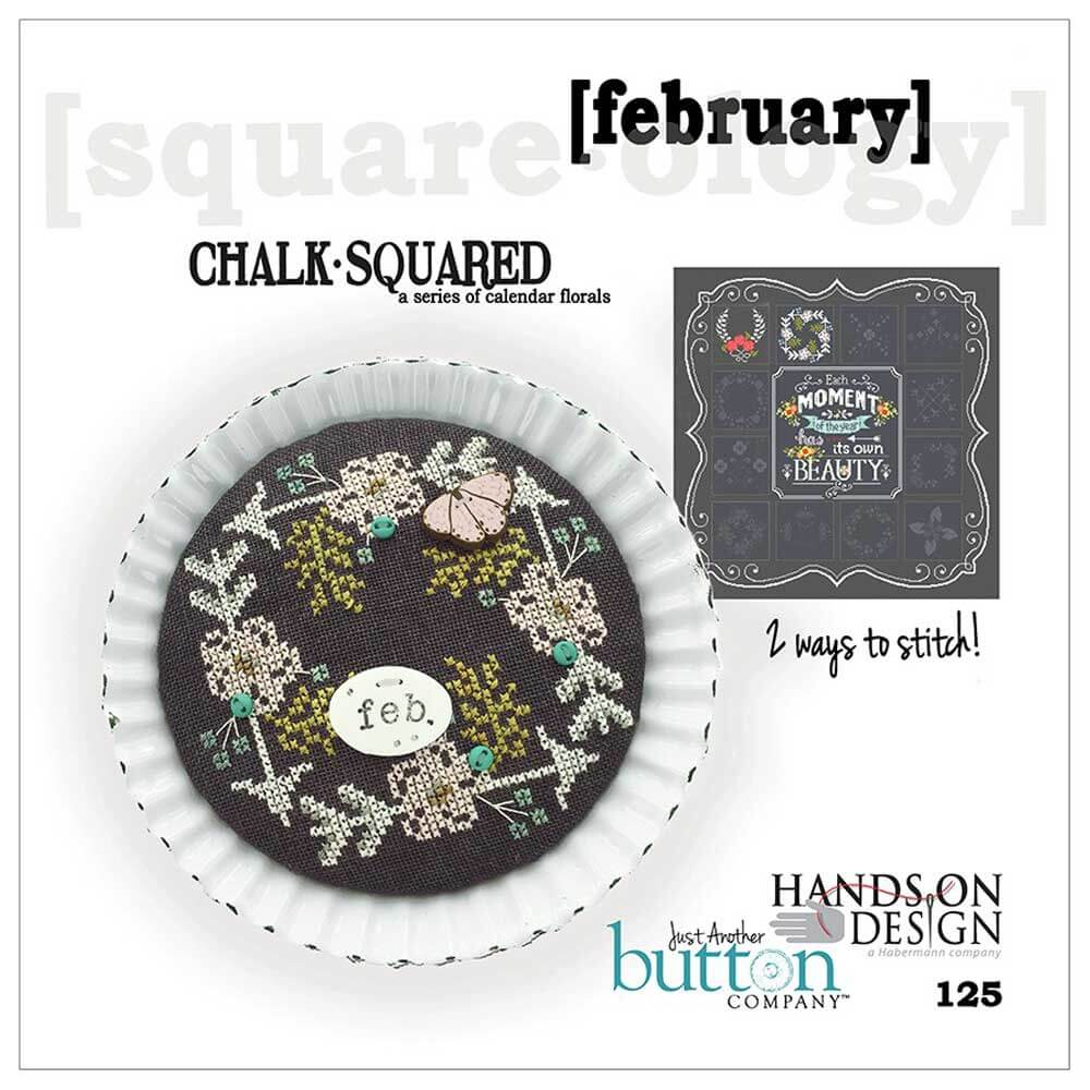 Chalk Squared: February - Hands On Design