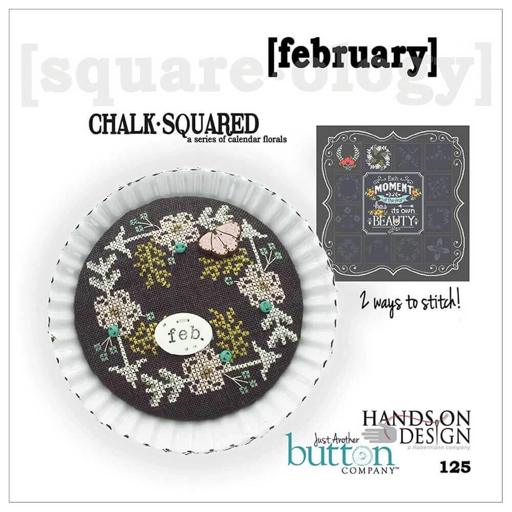 Chalk Squared: February - Hands On Design