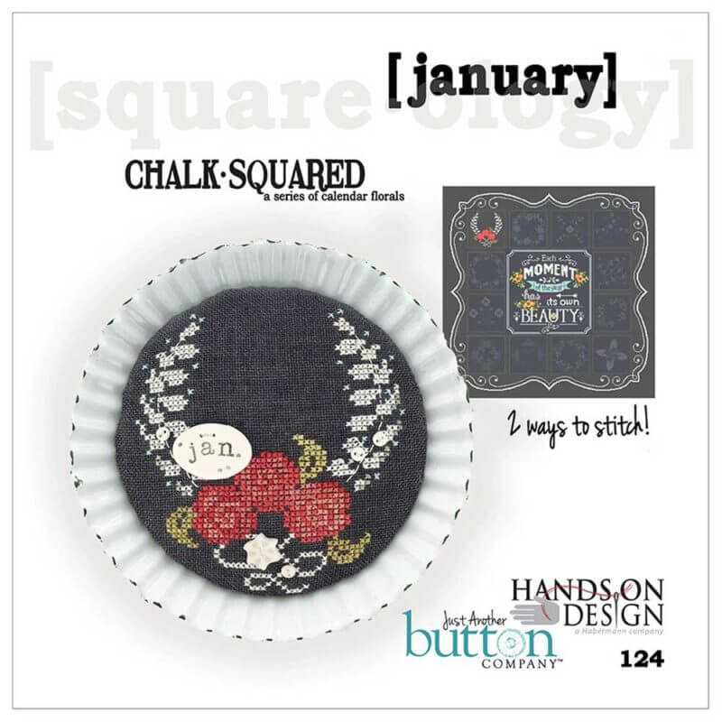 Chalk Squared: January - Hands On Design