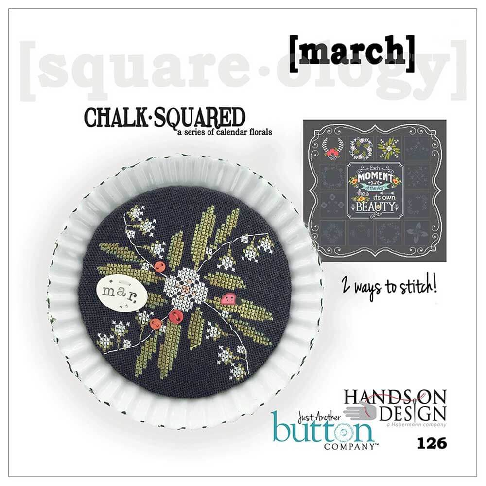 Chalk Squared: March - Hands On Design