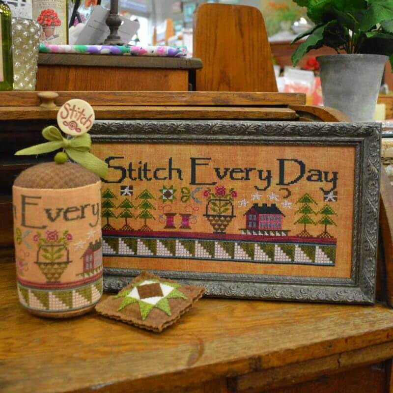 Stitch Every Day