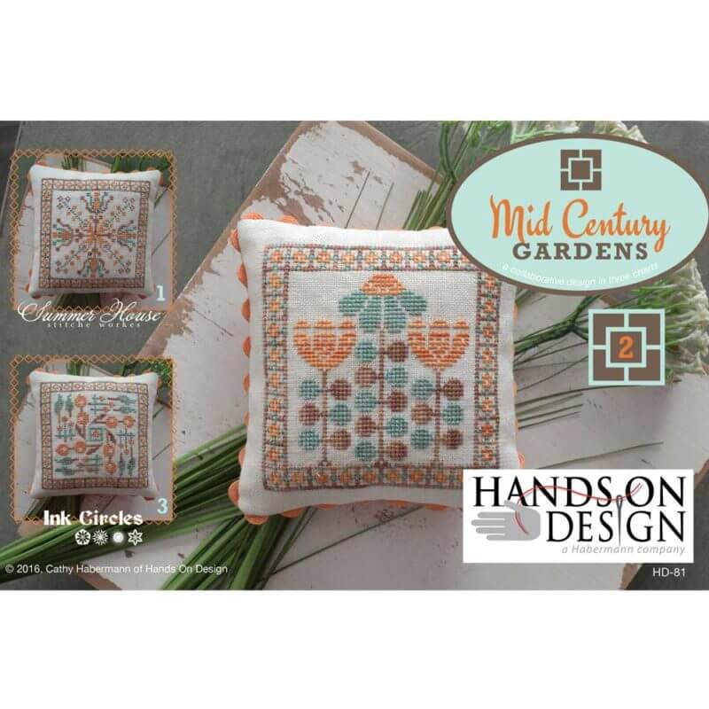 Mid Century Gardens Part 2 - Hands On Design