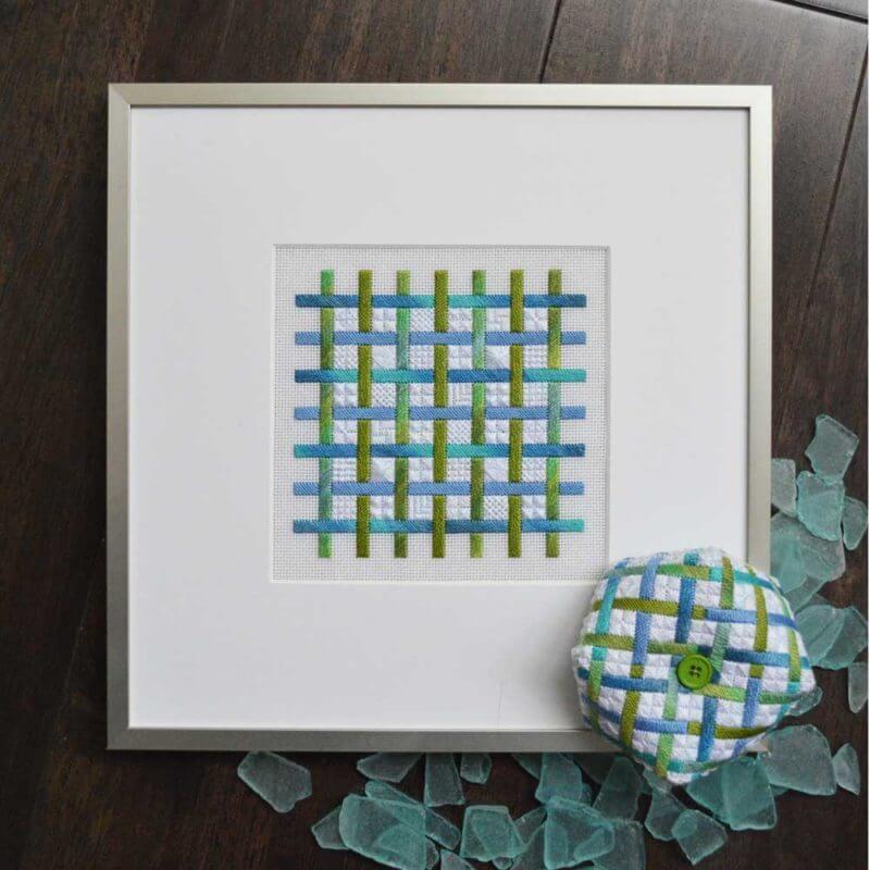 Underwater Basket Weaving - Hands On Design