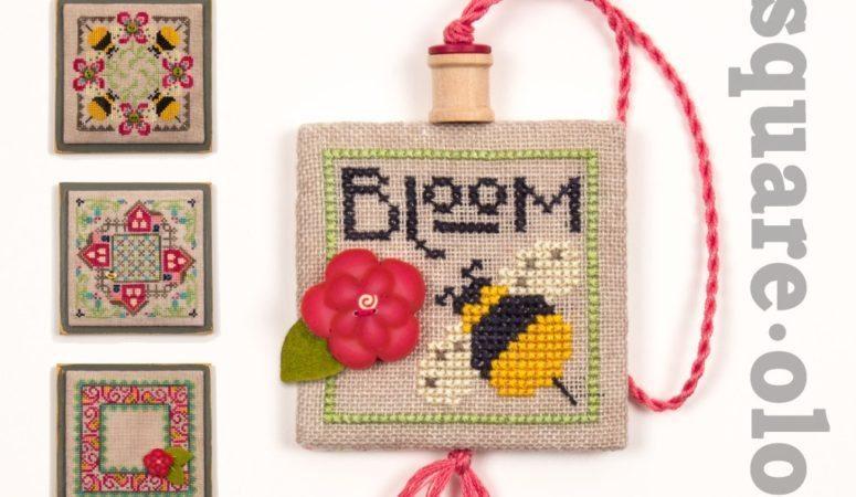 Bloom Bit Fob Finishing Tutorial