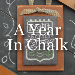 A Year In Chalk