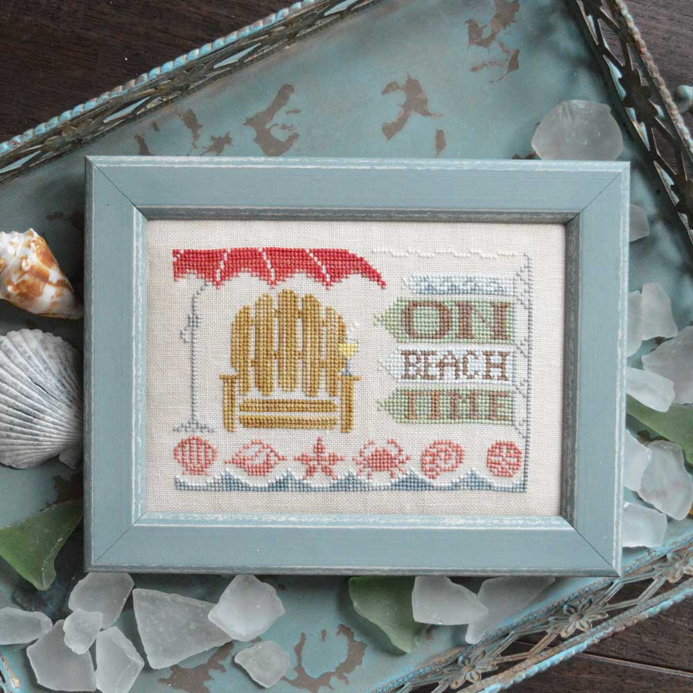 On Beach Time - Hands On Design