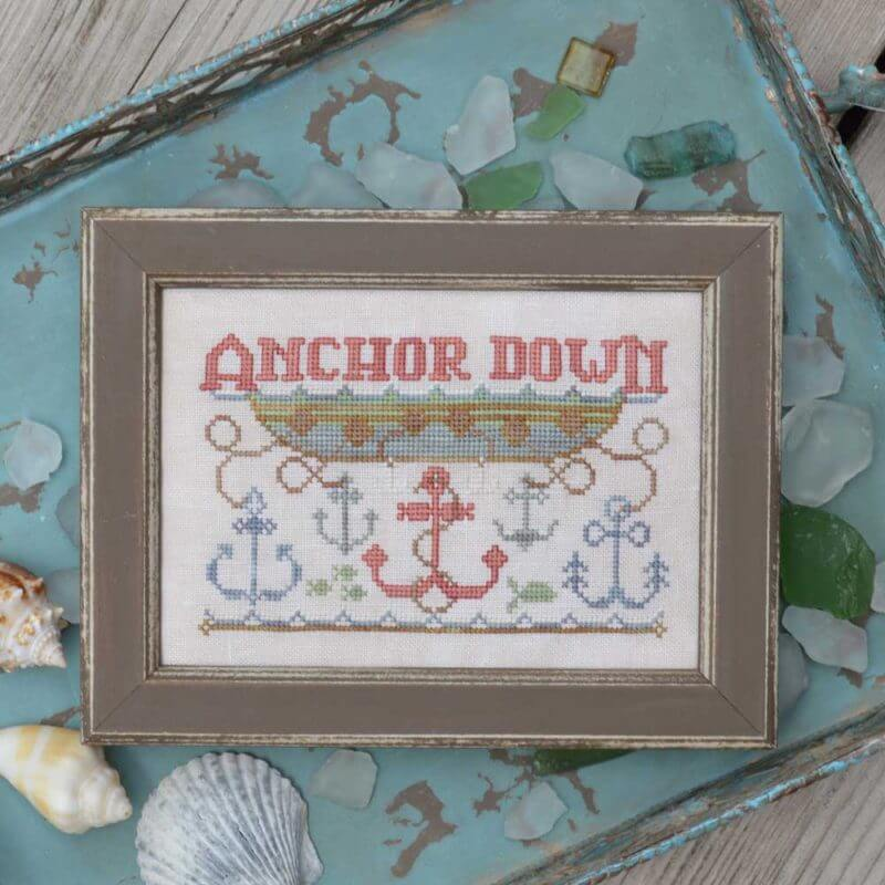 Anchor Down - Hands On Design