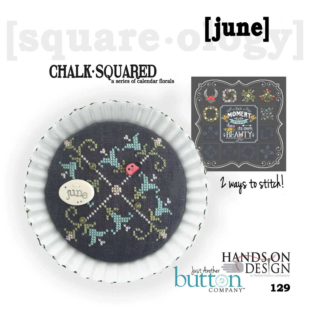 Chalk Squared: June - Hands On Design