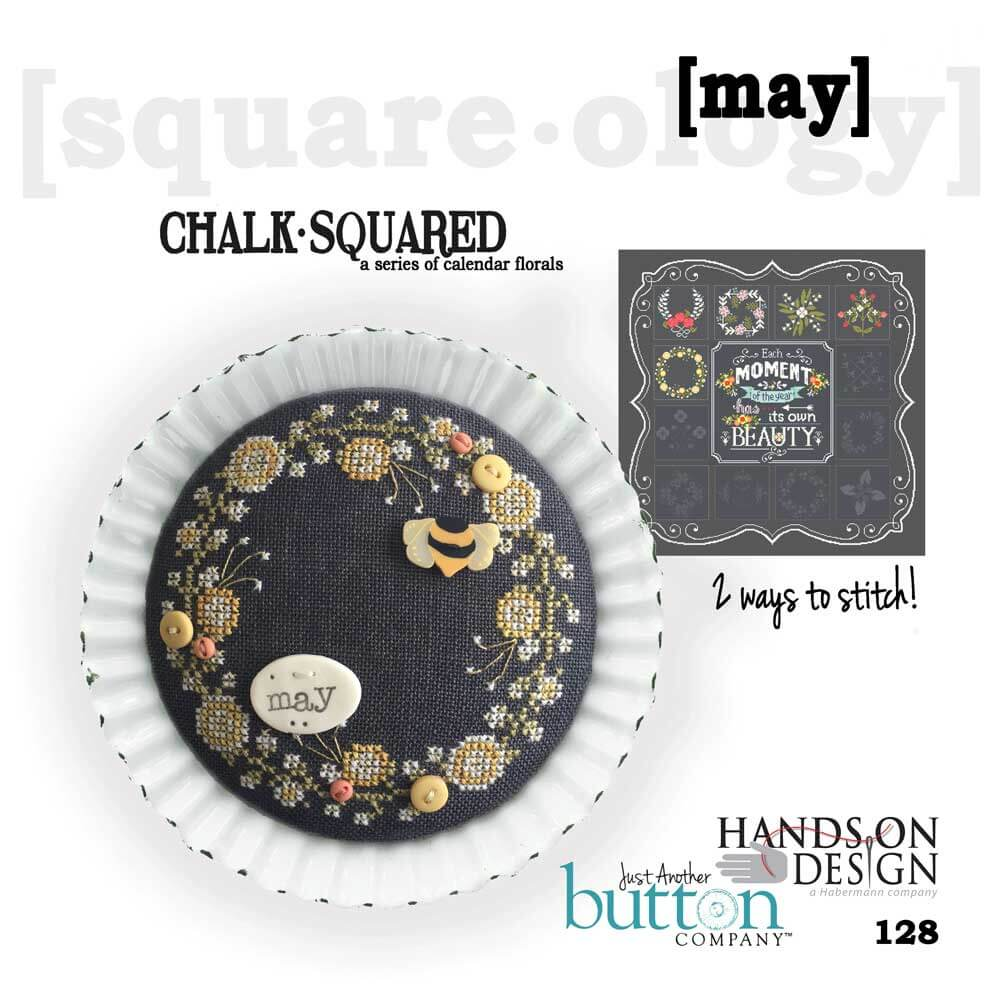 Chalk Squared: May - Hands On Design