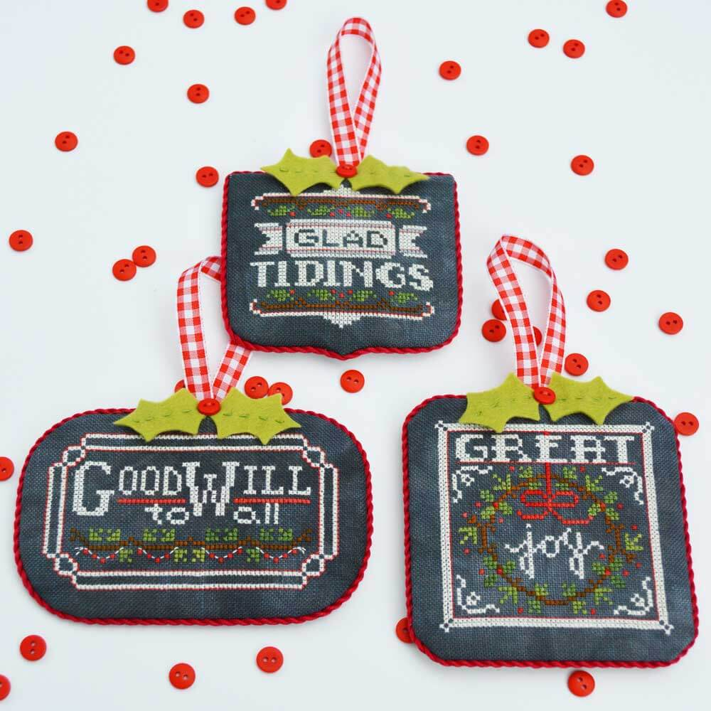 Chalkboard Ornaments: PT 2 - Hands On Design