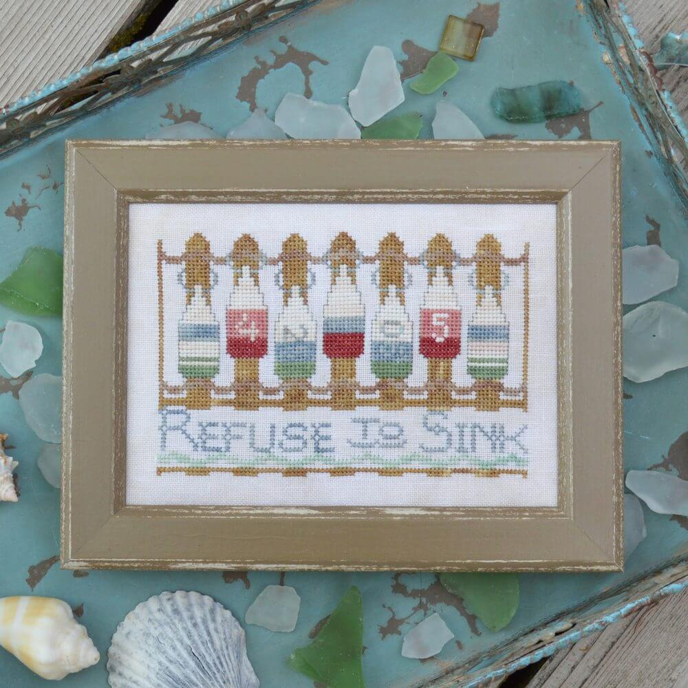 Refuse To Sink - Hands On Design