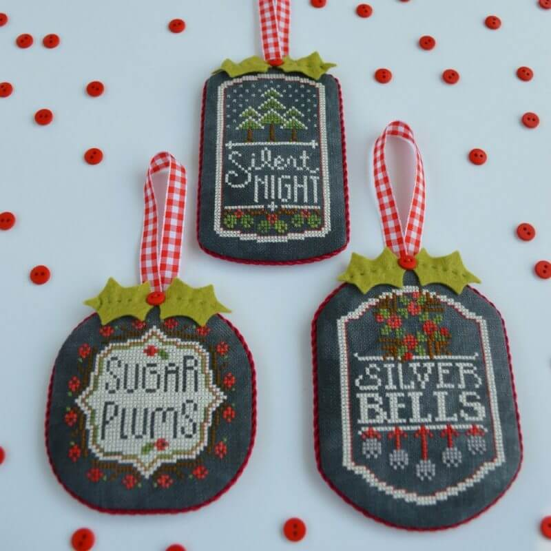 Chalkboard Ornaments PT 3 - Hands On Design