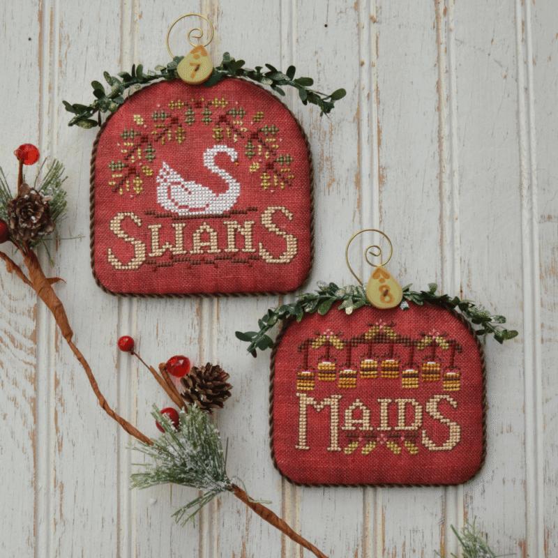 Swans & Maids