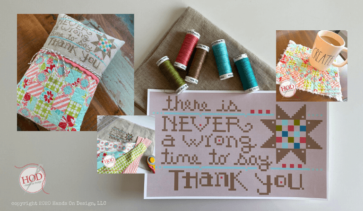 THANK YOU – FINISHING PICTURE WALK